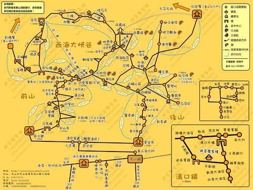 黄山旅游线路