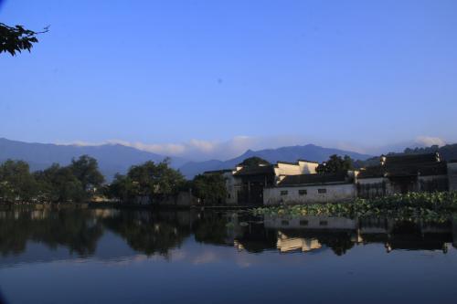 醉美黄山之古建筑村落