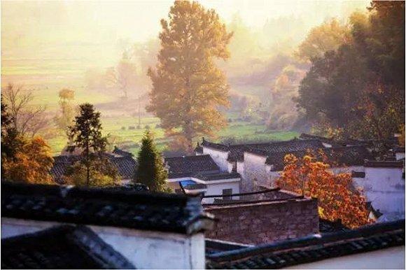 塔川-中国四大秋色里最淳朴的地方