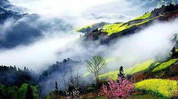 石潭-深山里的醉美古村落