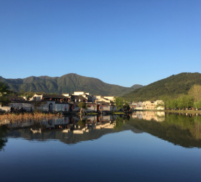 黄山—水墨徽州两日游记