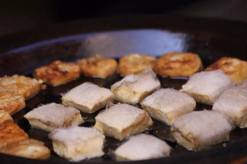 徽州毛豆腐-黄山毛豆腐