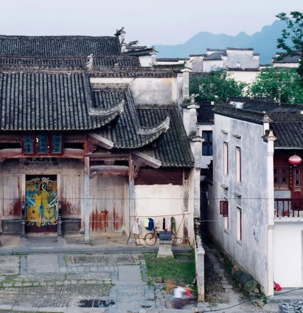 徽州,有多少古村落正在消逝?