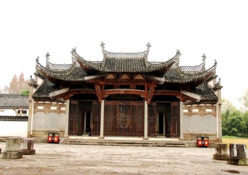 棠樾古民居