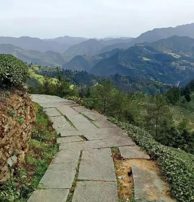 安徽黄山歙县文昌古道