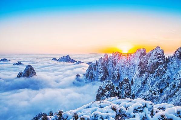 冬天去黄山好吗,冬天去黄山怎么样?