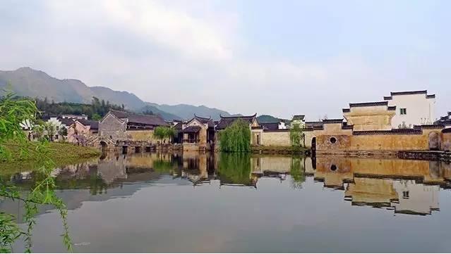 呈坎—古名龙溪,八卦风水古村