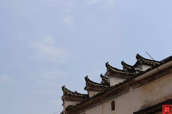 黄村—古意村落,静立山水之间