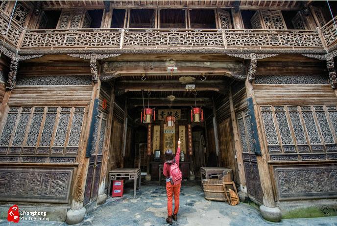 卢村—精致木雕第一乡
