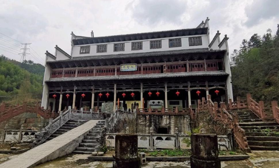 黄山麟圣凯古文化园