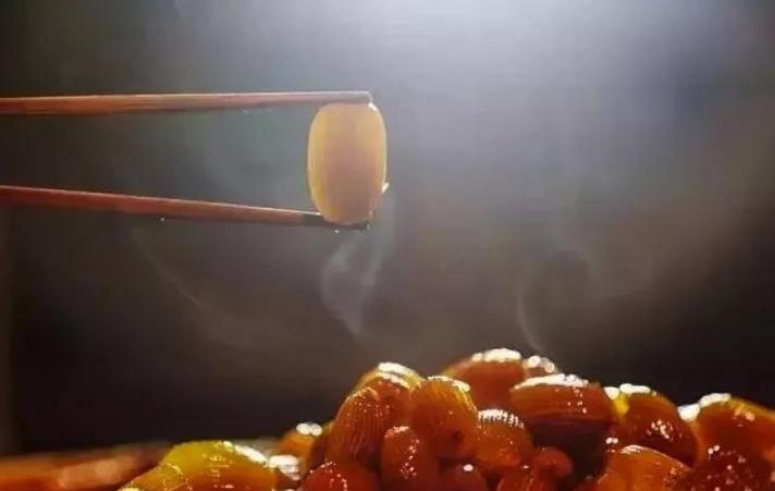 金丝琥珀蜜枣