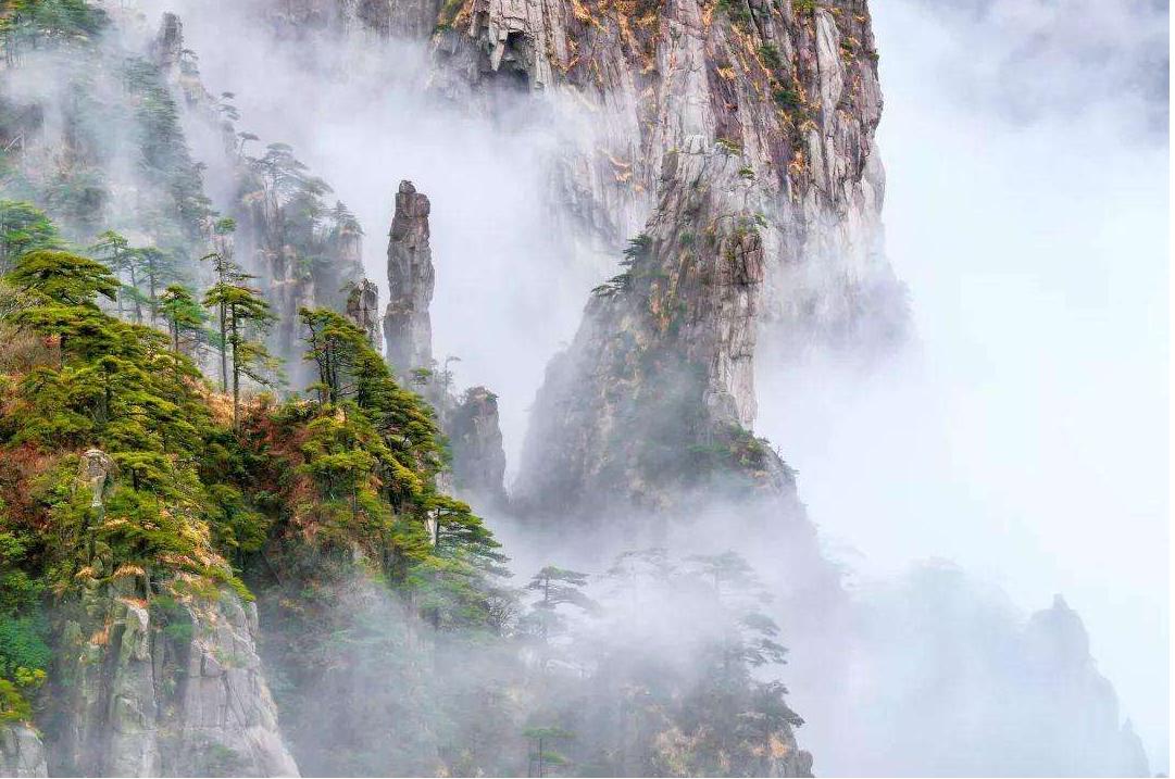 10月黄山旅游