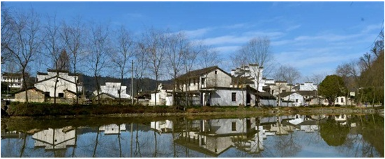 千年古郭村